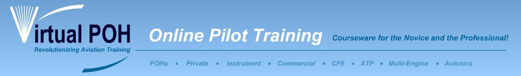 Virtual POH Online Pilot Training